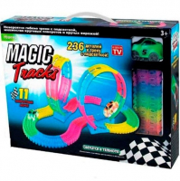 Magic tracks 236 деталей с 2 петлями