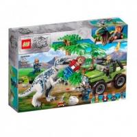 Конструктор 818 Мир Динозавров 398 дет.