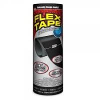 Водонепроницаемая изоляционная лента Flex Tape большая (20 см, черная)