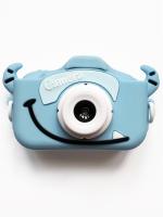 "Детский фотоаппарат Childrens Fun Camera ""Монстрик"" (голубой)"