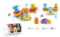 """Музыкальная игрушка для малышей """"Баланс"""" (свет, звук)"""