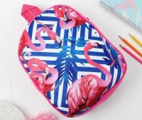 Мягкий рюкзак «Фламинго»