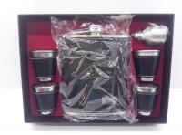Подарочный Набор N22 Фляжка +4 рюмочки+воронка