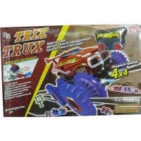 Набор Trix Trux большой с 1 машиной