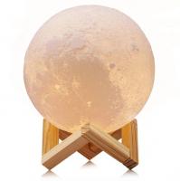 Ночник-светильник с пультом 3D 15 см