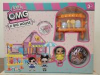 Набор кукол Big House