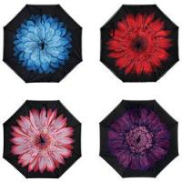 Обратный ветрозащитный зонт Up-brella цветок