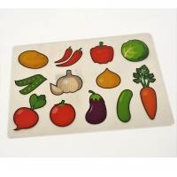 Трафарет теневой «Овощи»
