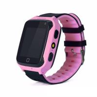 Детские часы Q528 розовые
