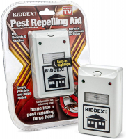 Отпугиватель грызунов и насекомых Pest Repeling Aid (Riddex plus)
