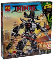 """Конструктор BELA Ninja 774 дет. """"Робот-великан Гармадона"""""""