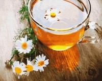 Картины по номерам 40х50 Ромашковый чай