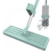 Швабра-лентяйка Smart Spin Mop 360* (cиняя)
