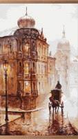 Электрообогреватель настенный «Домашний очаг» Старая Прага