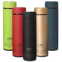 Термос с резиновым покрытием «Life» 500мл
