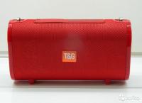 Bluetooth-колонка TG-123 красная