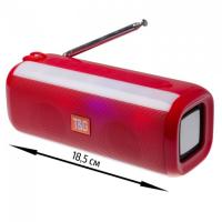 Bluetooth-колонка TG-144 красная