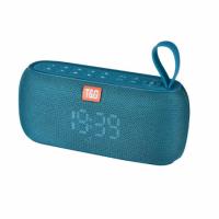 Bluetooth-колонка TG-177 зеленая