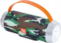 Bluetooth-колонка TG-501 камуфляж