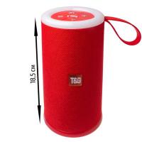 Bluetooth-колонка TG-512 красная