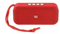 Bluetooth-колонка TG-516 красная