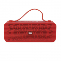 Bluetooth-колонка TG-521 красная