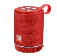 Bluetooth-колонка TG-528 красная