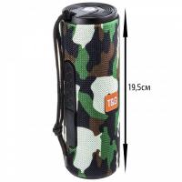 Bluetooth-колонка TG-604 камуфляж