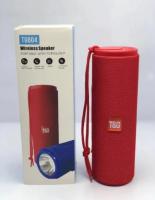 Bluetooth-колонка TG-604 красная