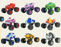 """Машинки """"Вспыш and the Monster Machines"""""""