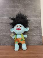 Мягкая игрушка Троль Синий 20 см