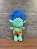 Мягкая игрушка Троль Зеленый 20 см
