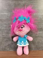 Мягкая игрушка Троль Розовый 20 см