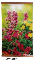 Цветы - Электрообогреватель настенный «Домашний очаг»