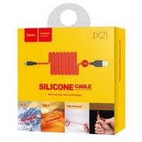 Hoco X21 кабель MicroUSB 1M