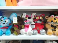 Мягкая игрушка Аниматроники (микс)