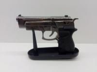 Зажигалка-пистолет газовая на подставке