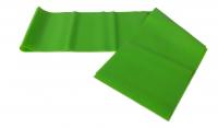 Резинка для фитнеса: зеленая, 5-7 кг