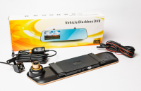 Зеркало-Видеорегистратор VEHICLE BLACKBOX DVR FULL HD 1080-2