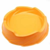 Арена для бейблейдов круглая (оранжевая)