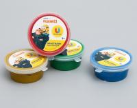 Жвачка для рук магнитная, прыгающий пластилин, Гадкий Я, 50 грамм, цвет МИКС