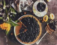 Картины по номерам 40х50 Майский пирог